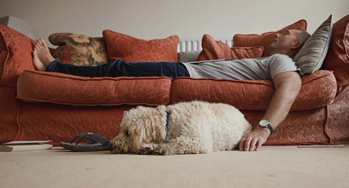 Ten Reasons to Get Off the Couch