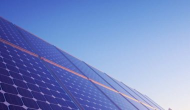 solar panel roi