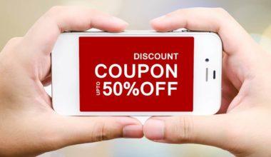 mobile coupon