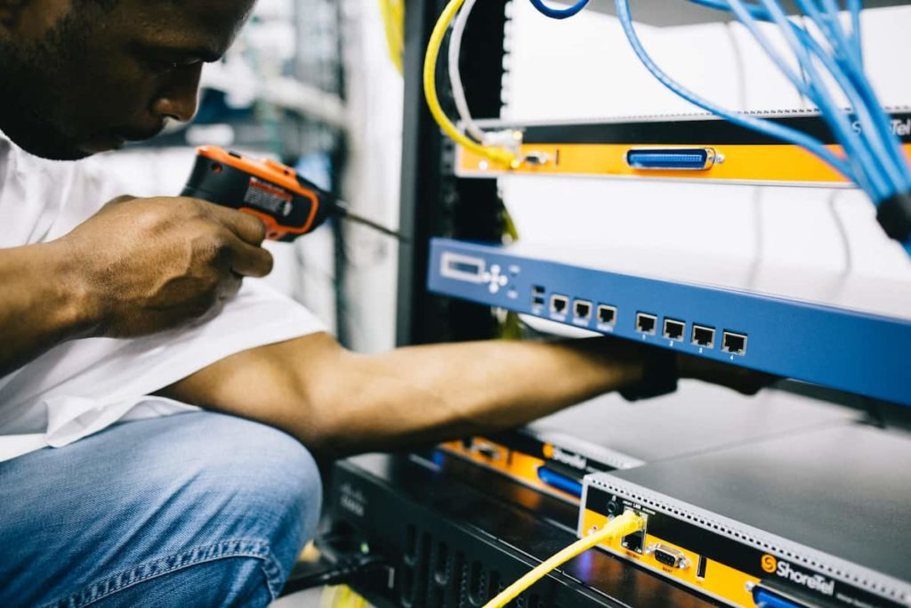 Certified technicians have proven experience and qualifications