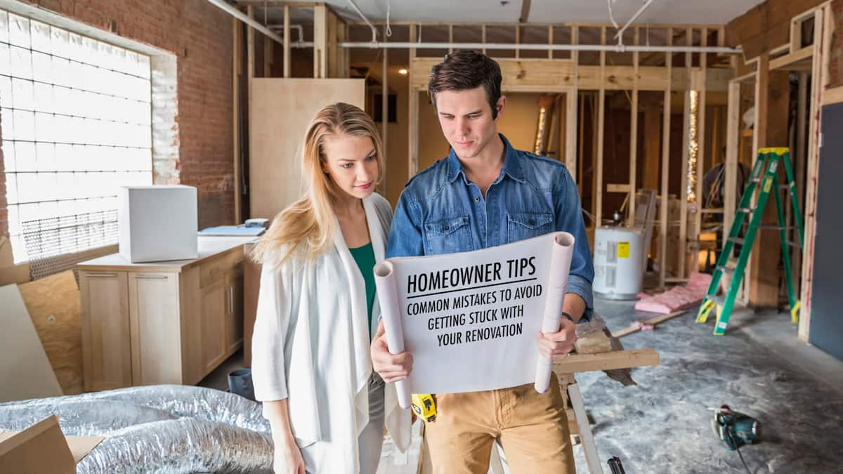 Homeowner Mistakes